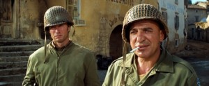 "Telly Savalas & Clint Eastwood in ""Kelly's Heroes"" (MGM 1970)"